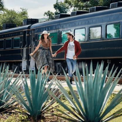 tren tequila express jose cuervo