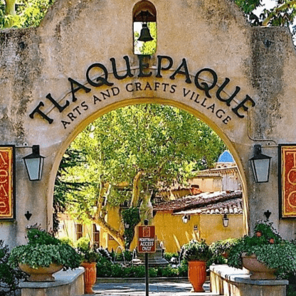 Caminando por Tlaquepaque, tour, personalizado, parian, centro.