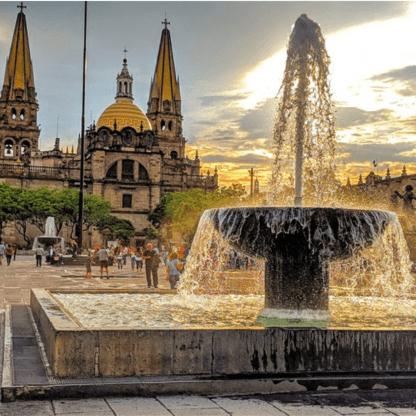 Caminando por Guadalajara, recorrido, catedral, guia, personalizado.