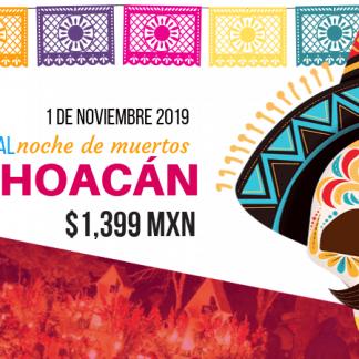 Dia de Muertos en Michoacán,1 de Noviembre 2019