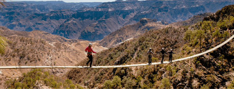 barrancas del cobre, chihuahua, turismo alternativo