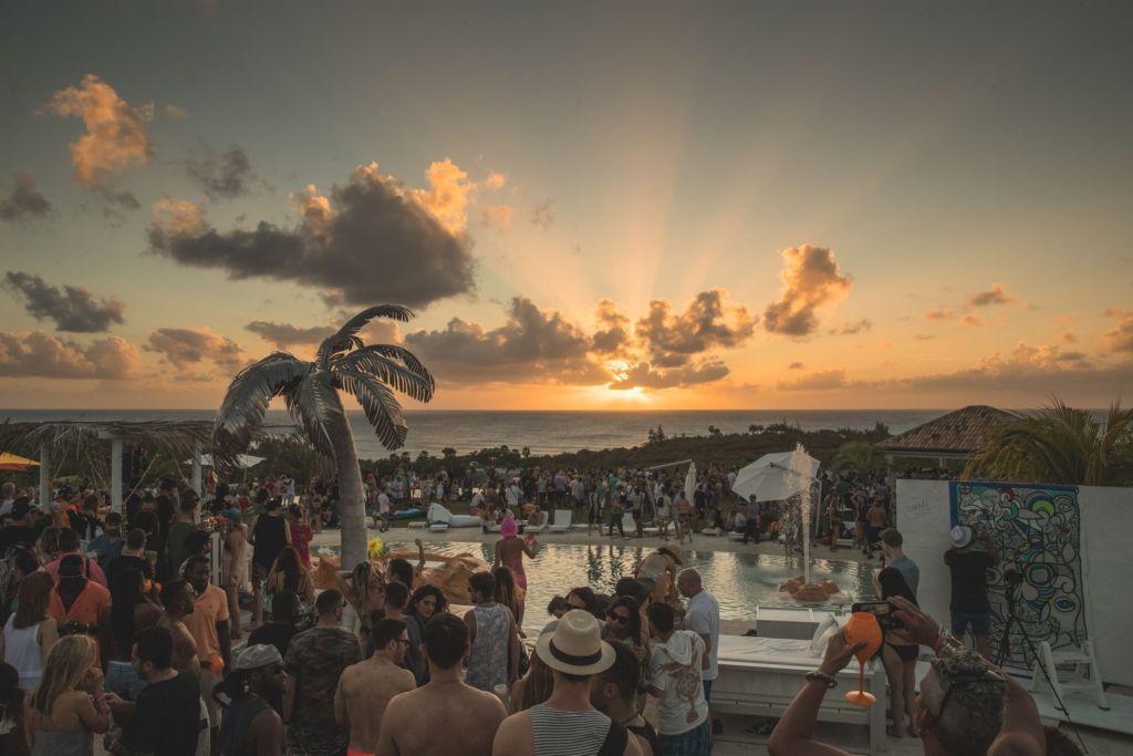 neonic music fest, puerto vallarta, playa, , jalisco.