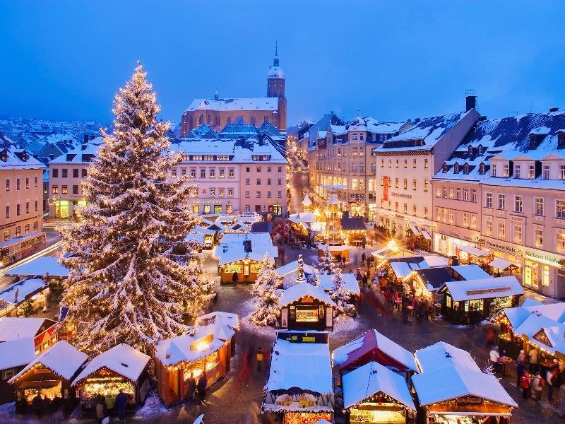 navidad en países nórdicos