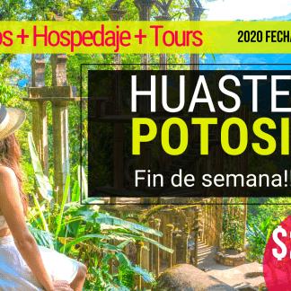 huasteca potosina excursion 2020 guadalajara tour la huasteca xilitla edward james tamasopo surrealista pozas de agua turismo de aventura ciudad valles