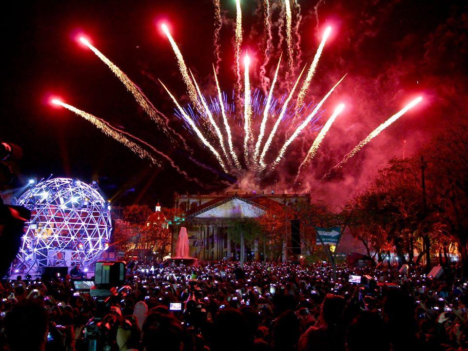 La magia del festival gdluz a todo color