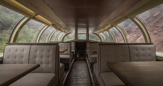 Vagón tren Chepe