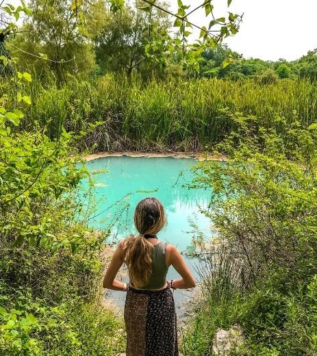 Cenote La Azufrosa