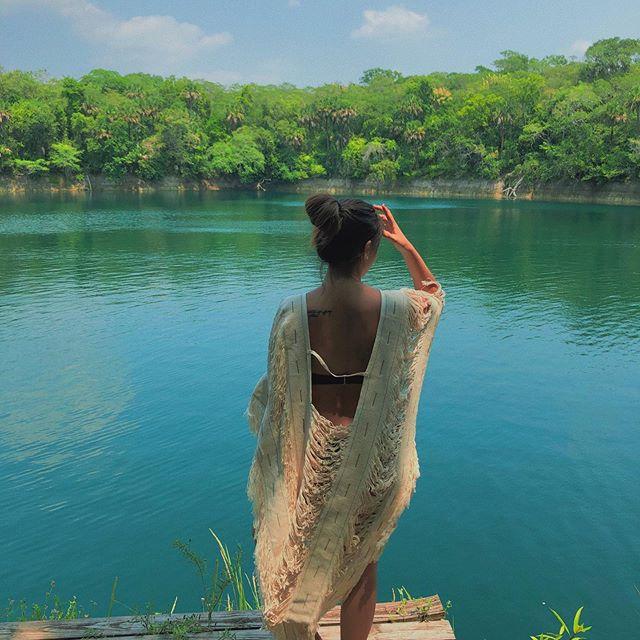 Cenote Poza Verde