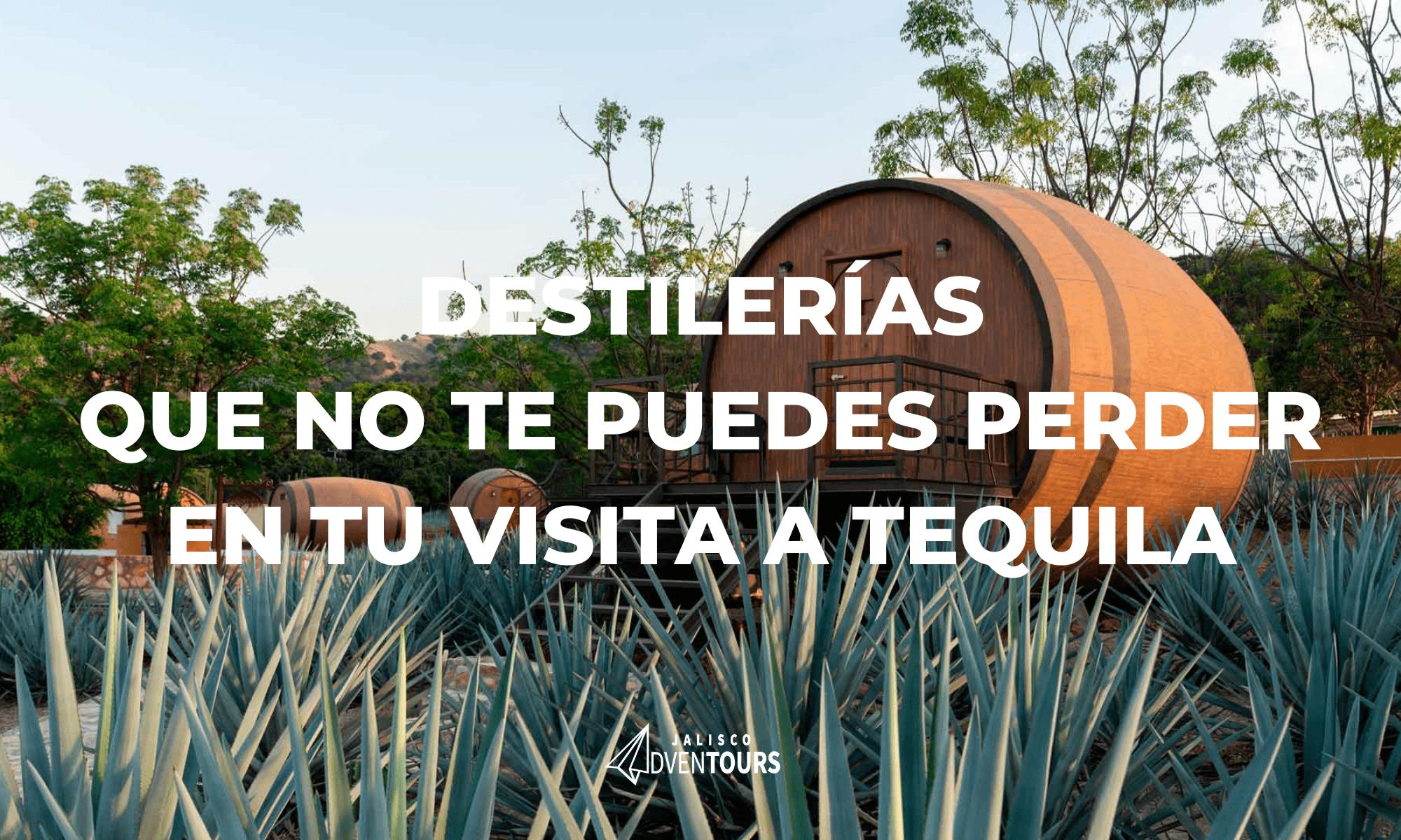 destilerías-tequila-visita-pueblo mágico-agave