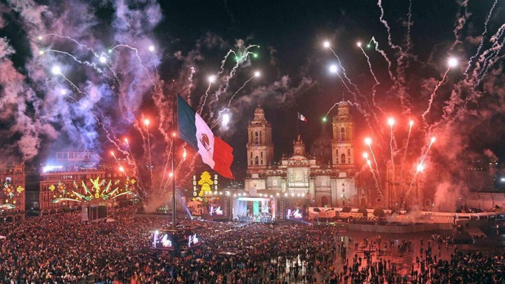 el grito, septiembre, mes patrio, acapulco, guadalajara, cacun, queretaro, cdmx, san miguel de allende, fiestas, mexico