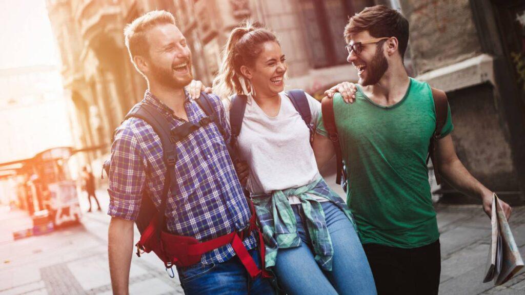 beneficios psicológicos de viajar, salud mental y medicina psicológica, turismo mundial turista, agencia de viajes paquetes
